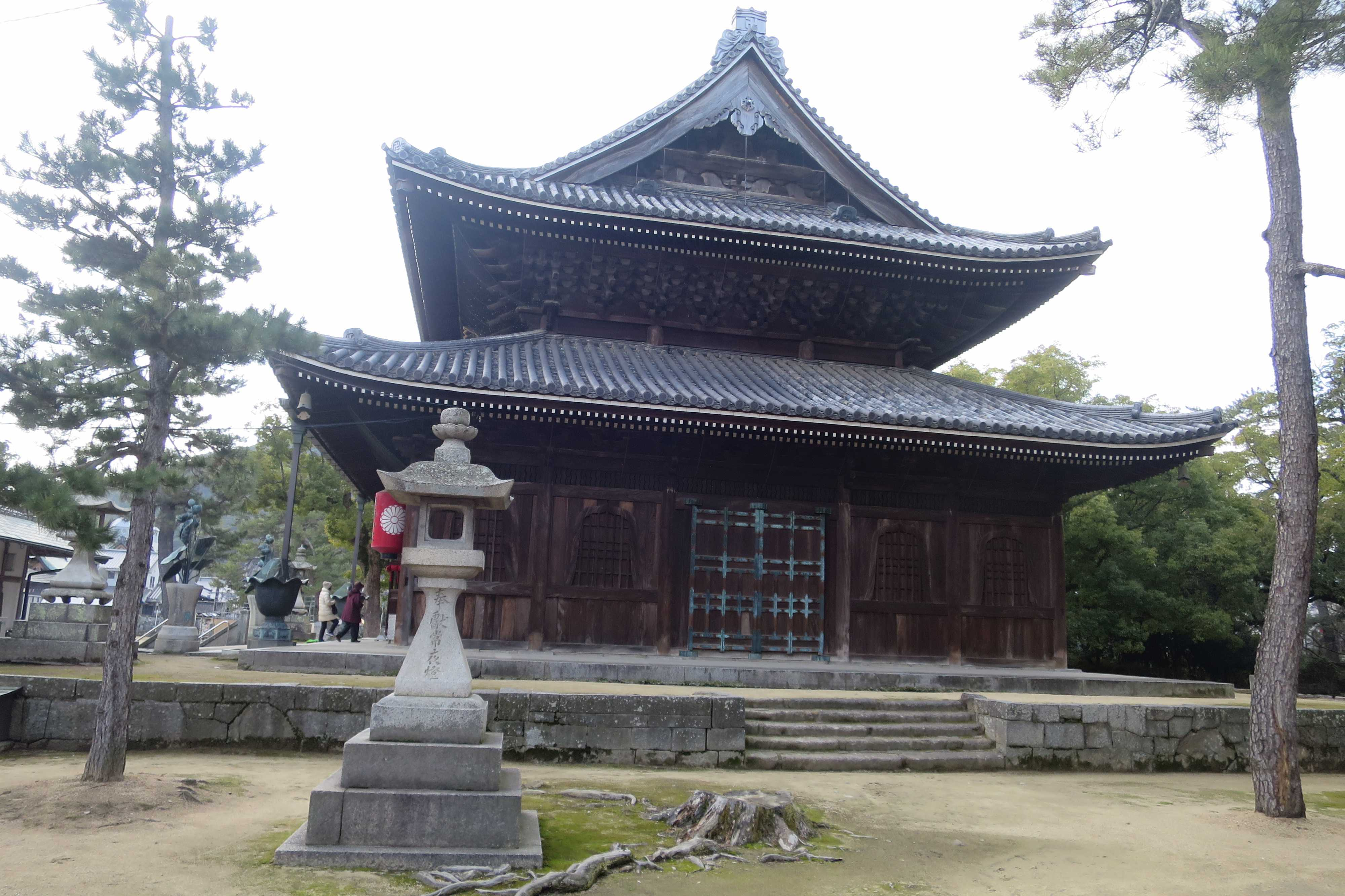 善通寺 - 東院の金堂