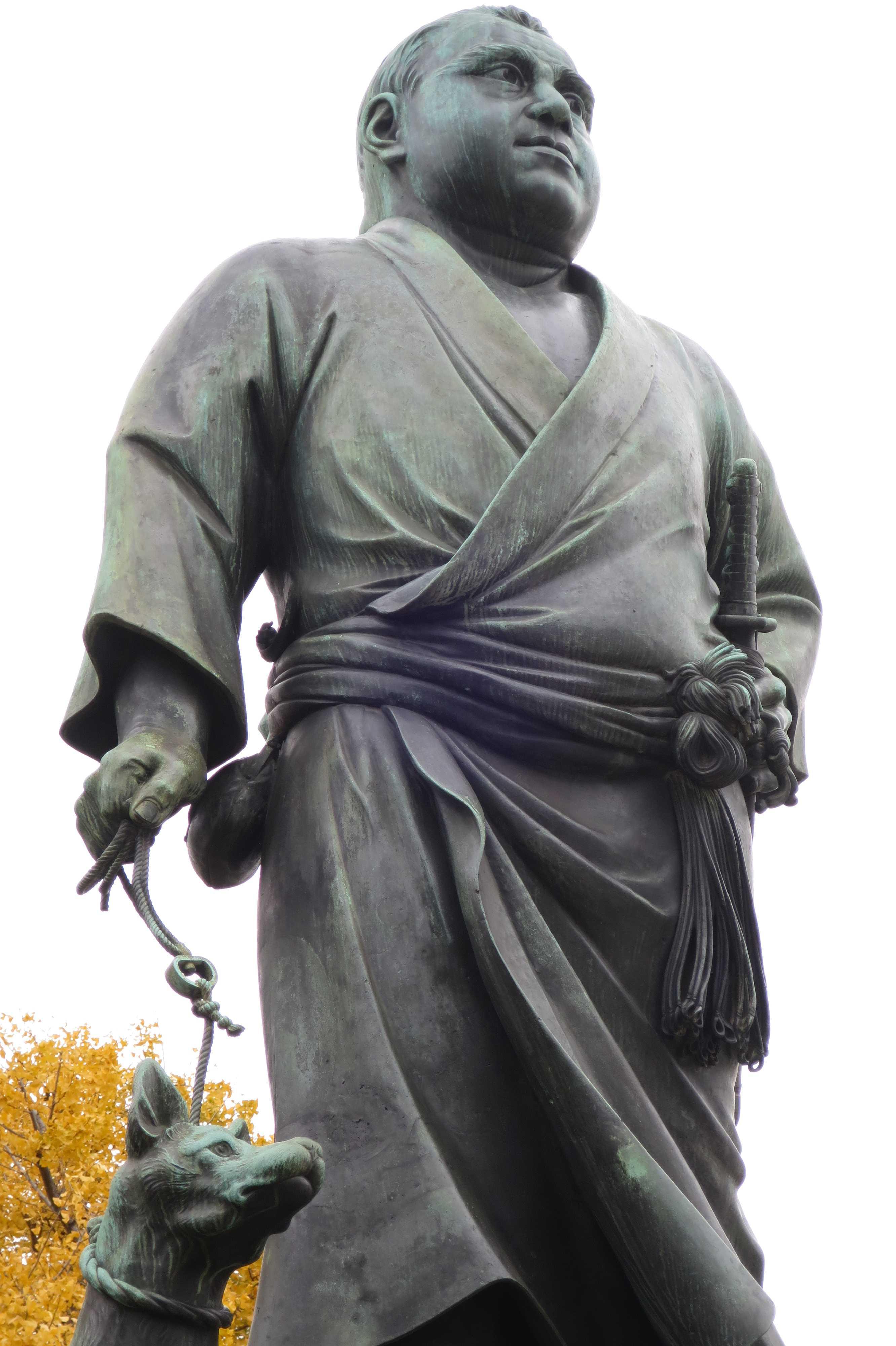 2018年の NHK大河ドラマの主役 - 西郷(せご)どん