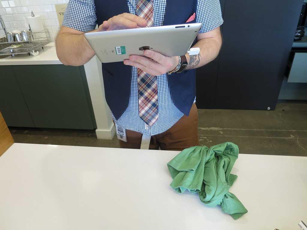 EVERNOTE(エバーノート)本社のロゴ入り Tシャツ