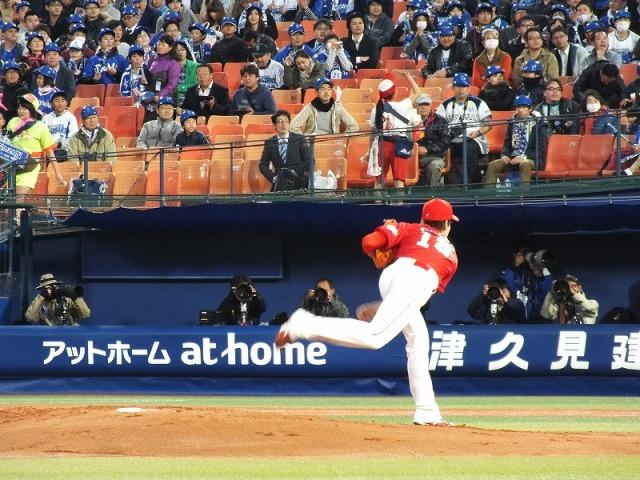 マエケン(前田健太)の投球フォーム その7