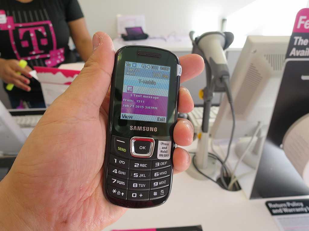 僕の T-Mobile