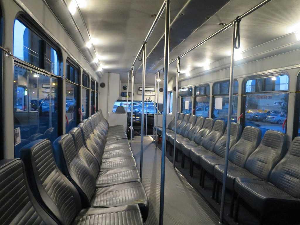 ミッドポイント テクノロジー パーク(MID POINT TECHNOLOGY PARK)への無料シャトルバス