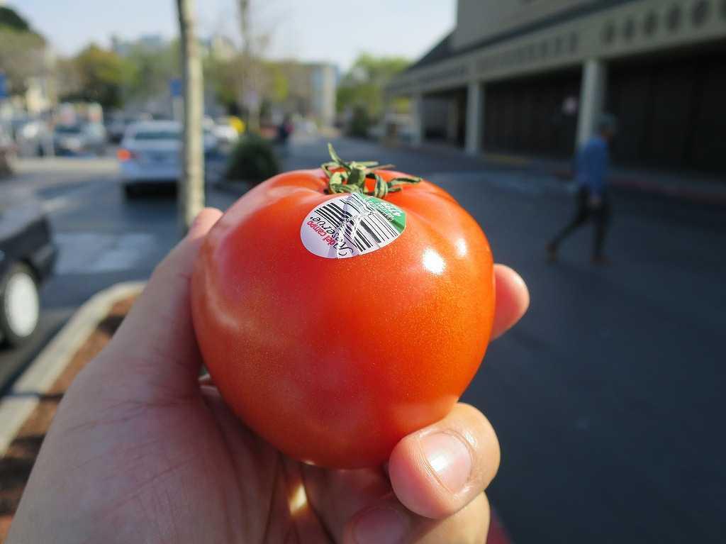 セイフウェイで買ったトマト