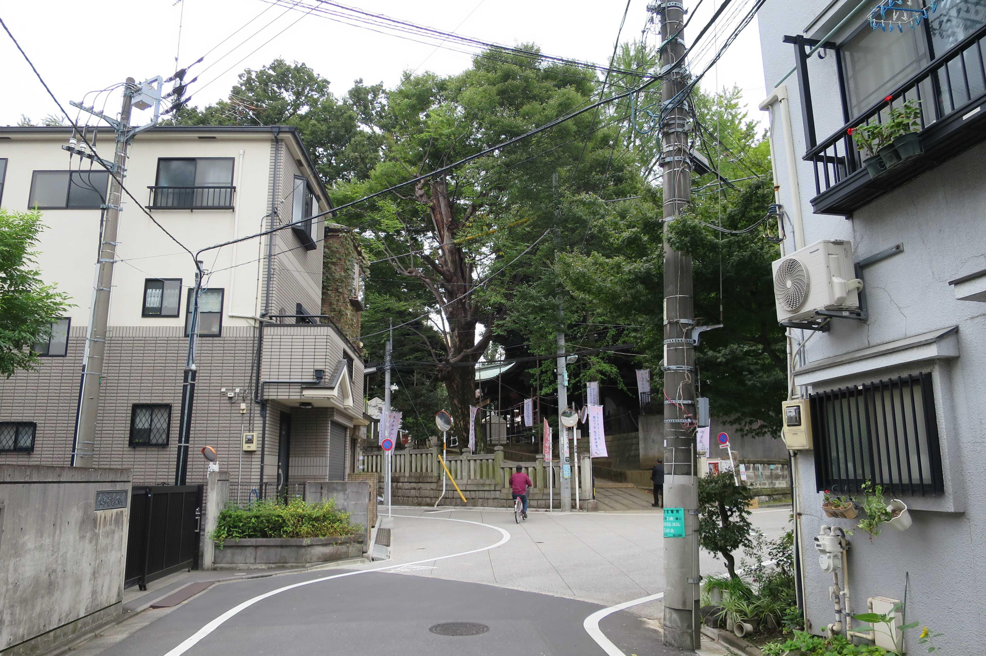 東京 雑司が谷・鬼子母神堂 -