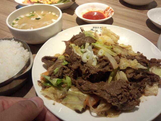 韓国家庭料理 チェゴヤ - セレオ八王子店