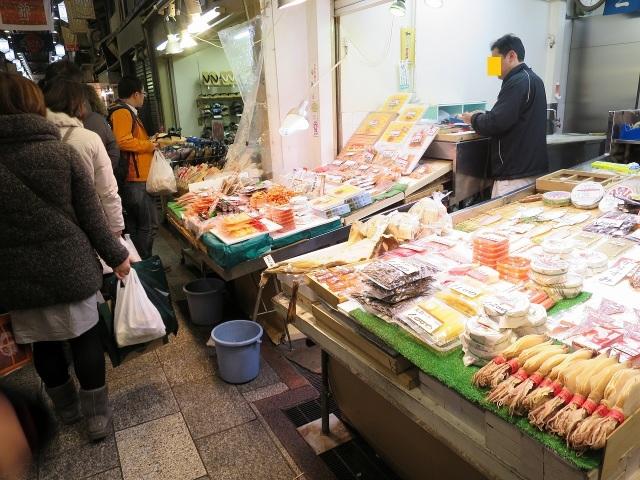 錦市場の商店