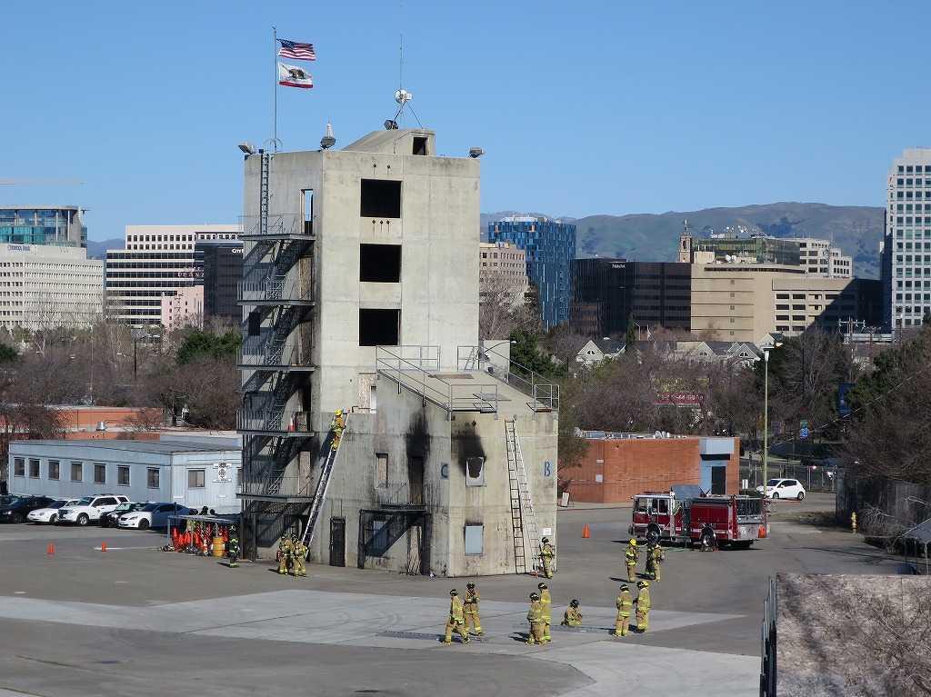 サンノゼ消防署(San Jose Fire Department)