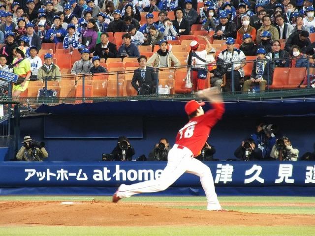マエケン(前田健太)の投球フォーム その5