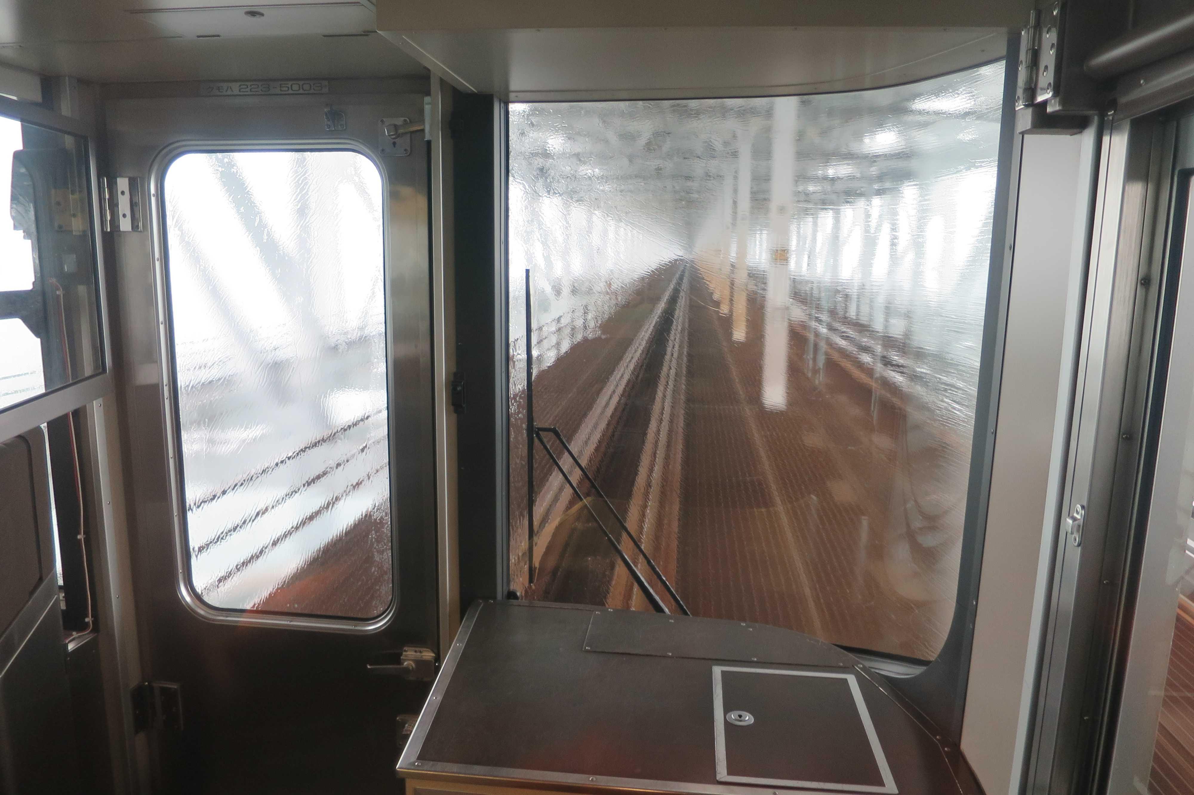 瀬戸大橋の内側 - 瀬戸大橋の上