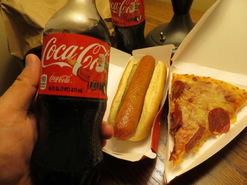 サンフランシスコ - ホットドッグとピザ