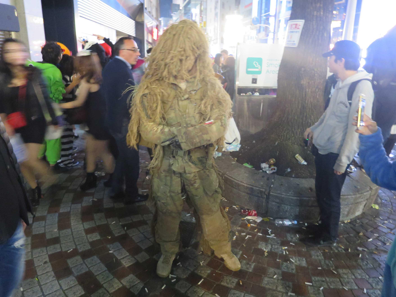渋谷ハロウィーン - ウー(ウルトラマンの怪獣)