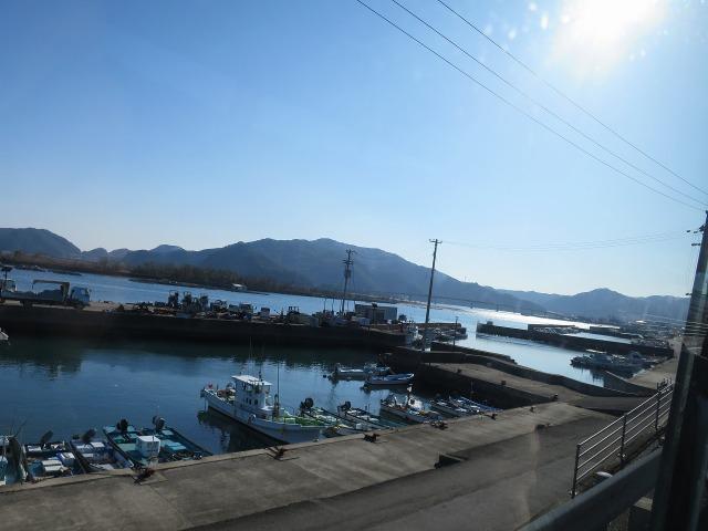 高知の名もなき漁港