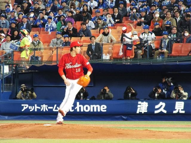 マエケン(前田健太)の投球フォーム その1