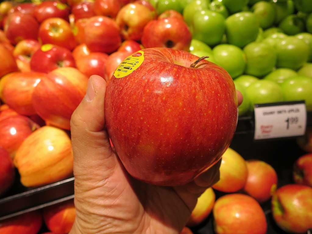 サンフランシスコ - 真っ赤な林檎