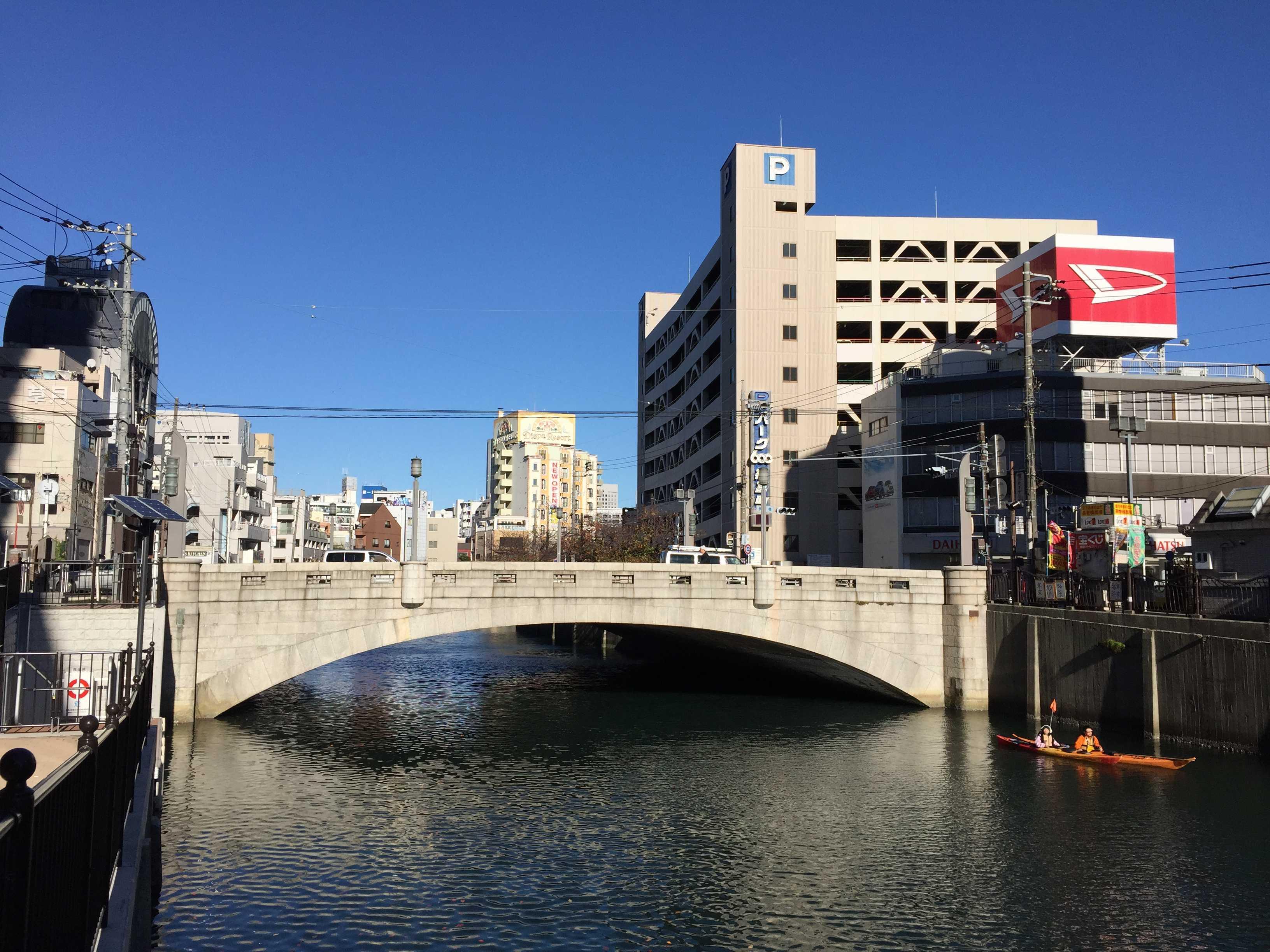 大岡川・長者橋