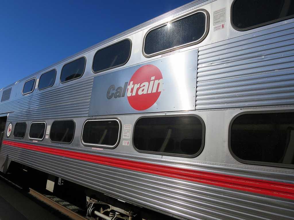 サンフランシスコ - Caltrain(カルトレイン)