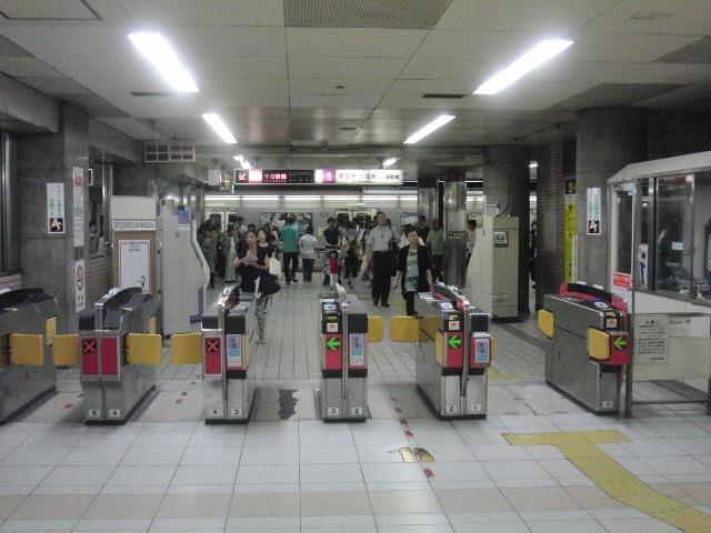 谷町九丁目駅