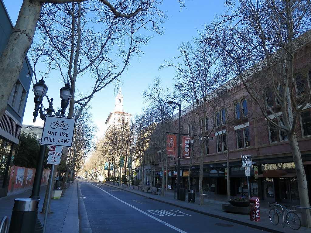 サンノゼ - S 1st Street