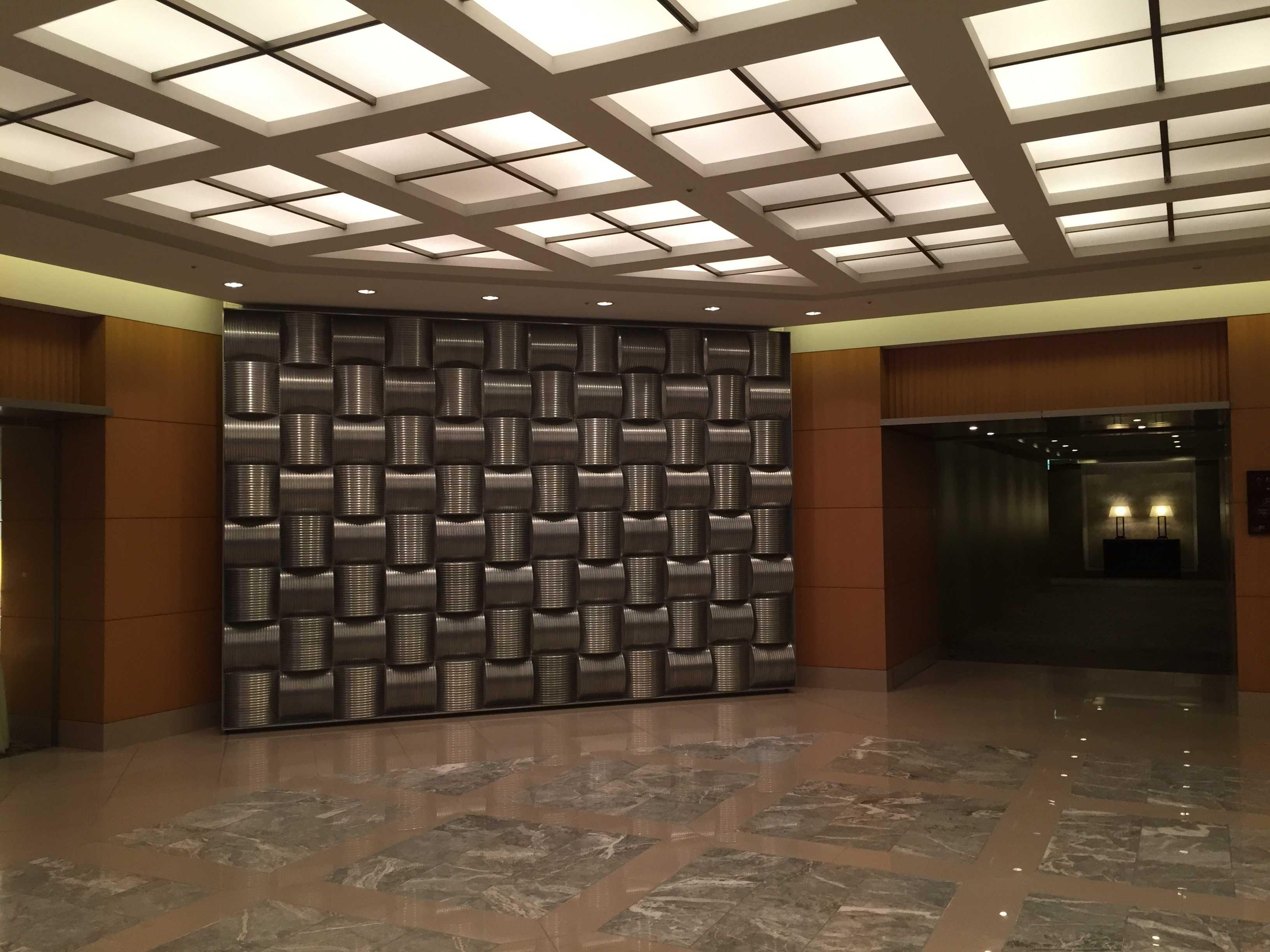 セルリアンタワーホテル 1F入口
