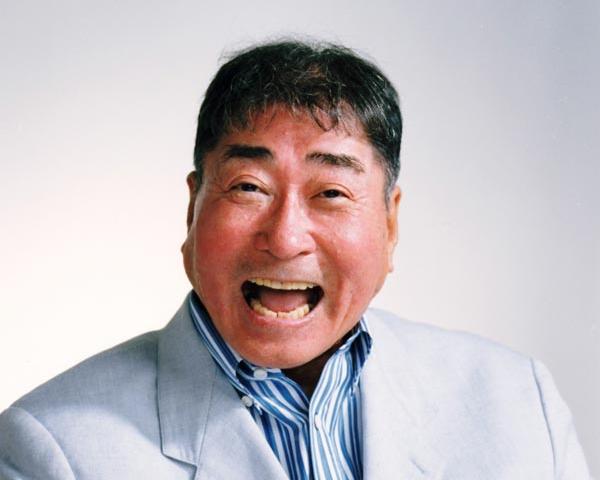 80才、元気いっぱいなマムちゃん(毒蝮三太夫さん)