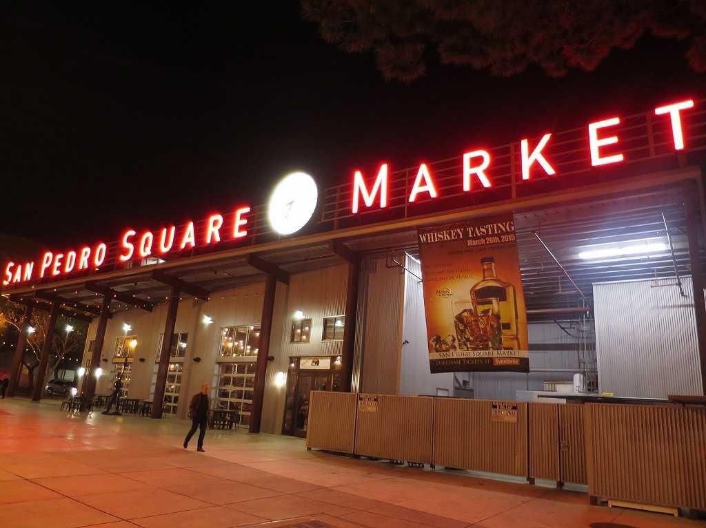 サンペドロ・スクエアマーケット(SAN PEDRO SQUARE MARKET)