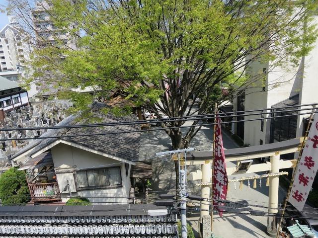 東京都八王子市最古の神社 子安神社(東京都八王子市明神町4-10-3)