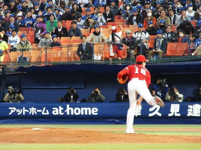 マエケン(前田健太)の投球フォーム その10