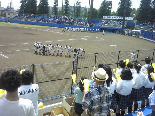 平成24年(2012年)西東京大会 - 南多摩高校野球部