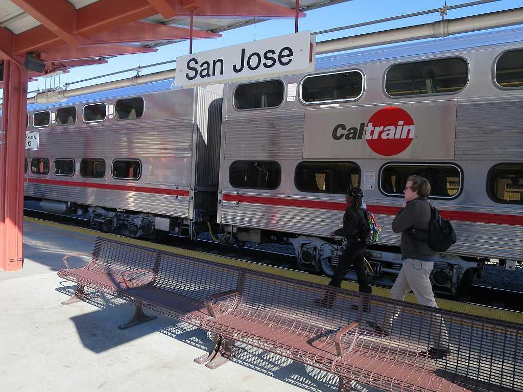 San Jose(サンノゼ/サンホセ)駅