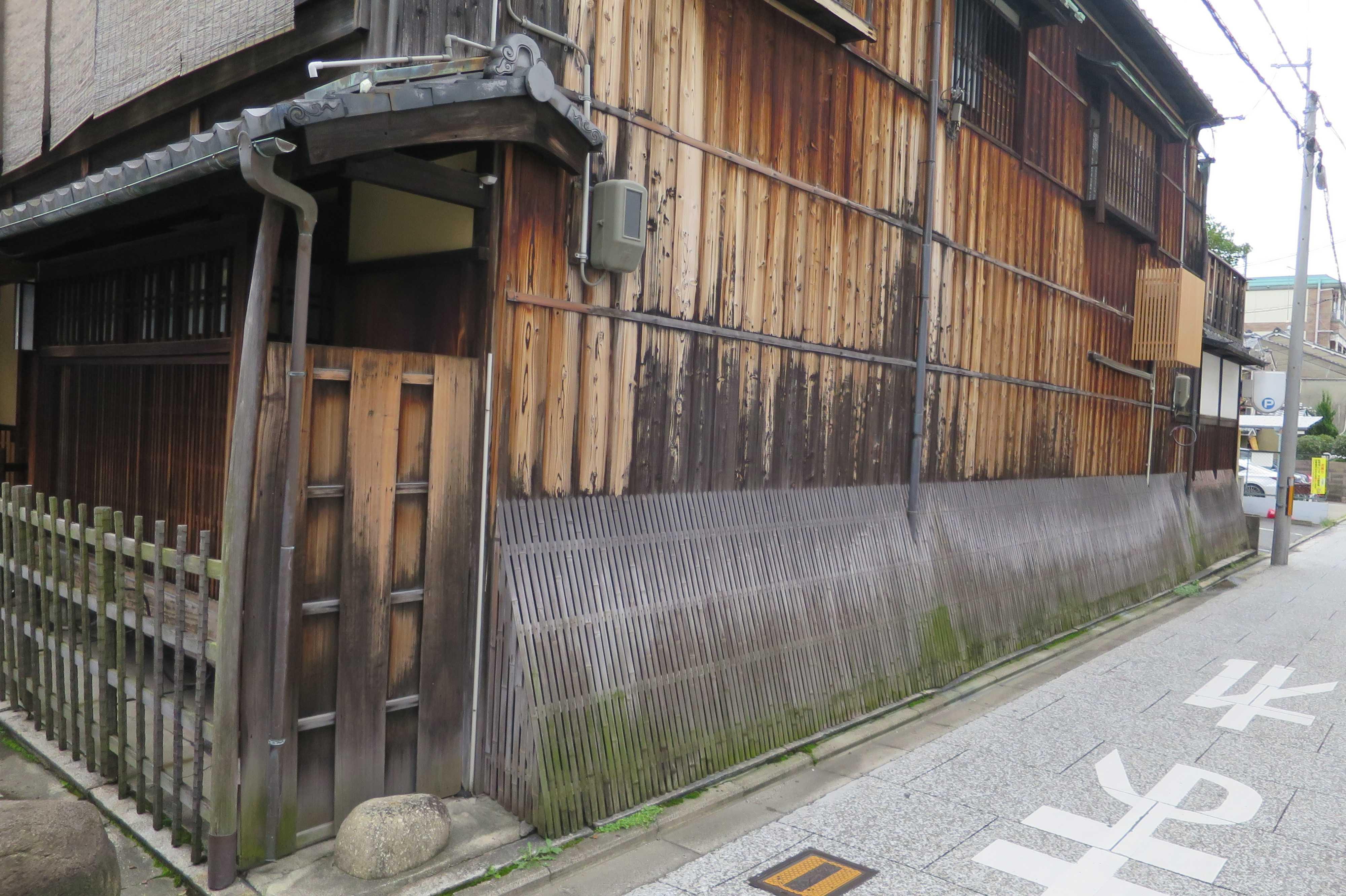 京都 - 犬矢来