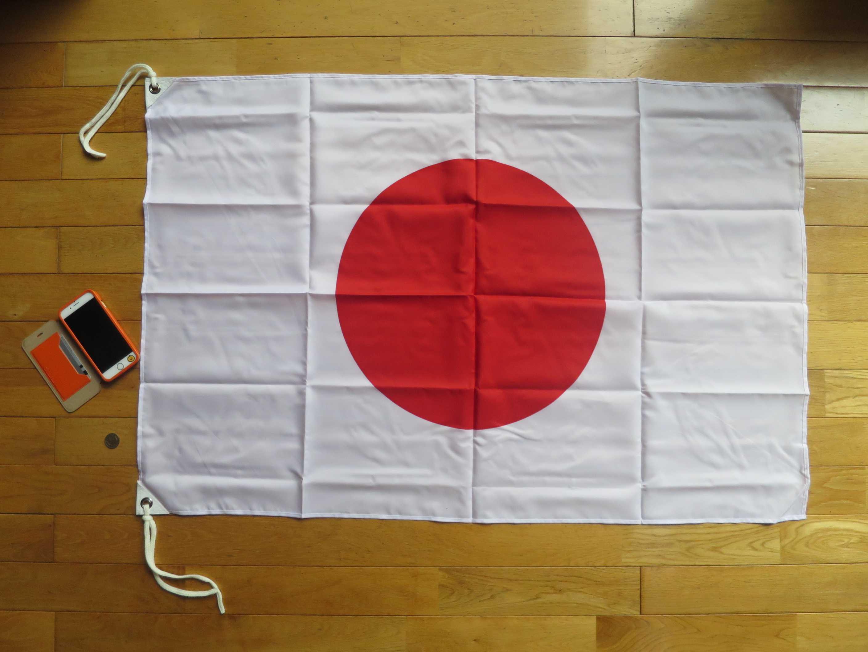 国旗「日の丸」 プレミア12決勝戦(東京ドーム)