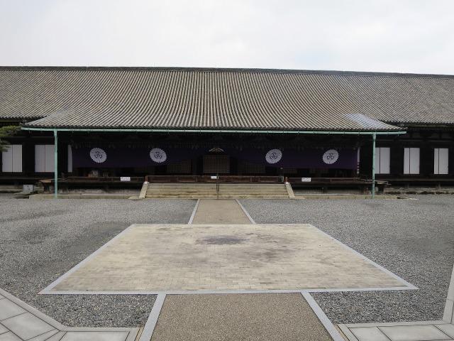 三十三間堂の本堂