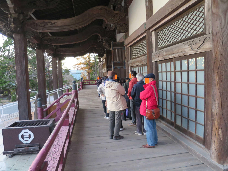 遊行寺本堂