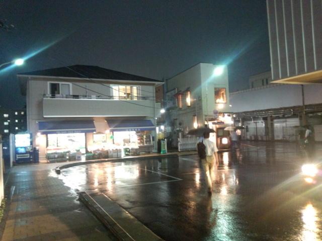 西国分寺駅北口