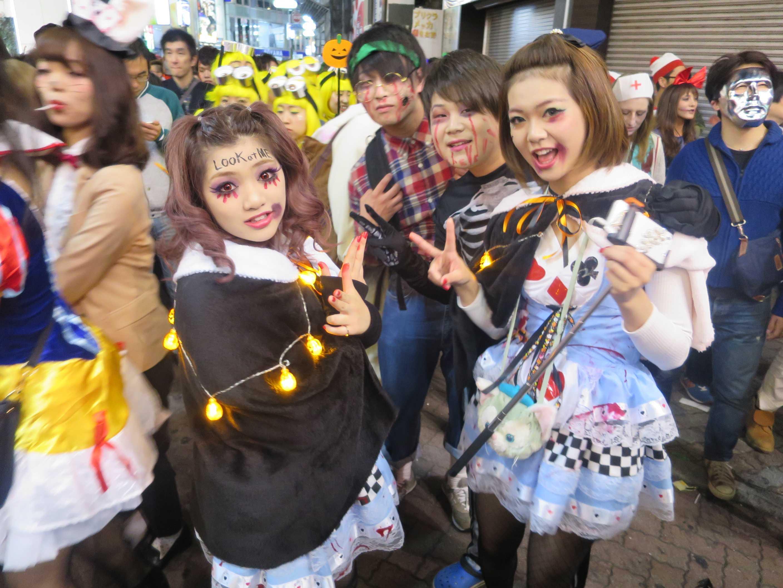 渋谷ハロウィーン - LOOK at ME