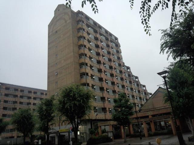 JR西国分寺駅南口の古いアパート