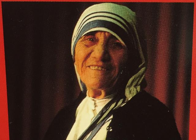 マザー・テレサ 愛と祈りのことば / MOTHER TERESA IN MY OWN WORDS