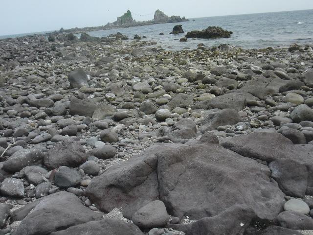 真鶴岬 三ツ石
