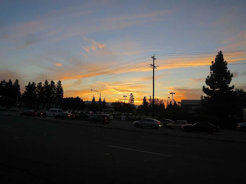 ローレンス - 夕陽のオレンジ