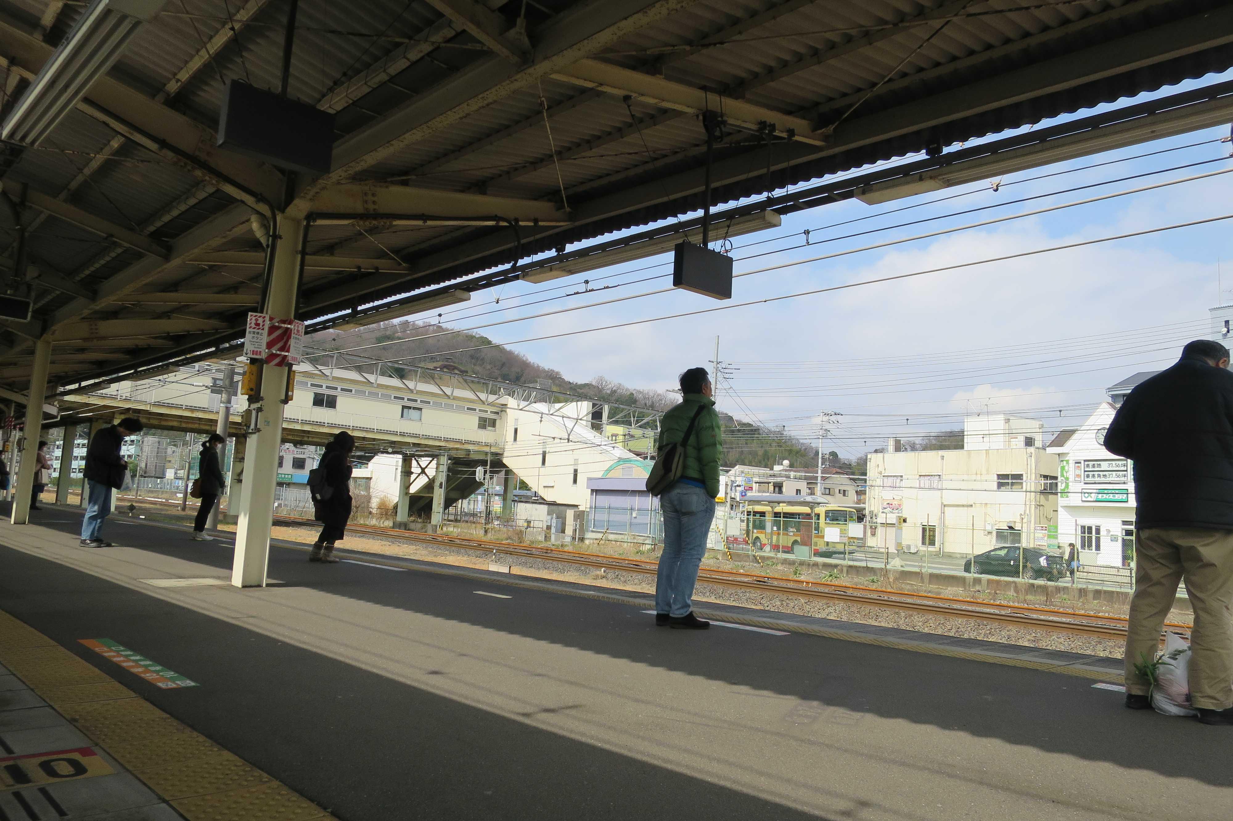 JR二宮駅の発車メロディー - 朧月夜