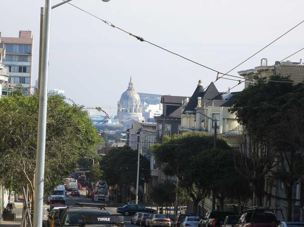 サンフランシスコ - ドーム型の建物 サンフランシスコ市庁舎