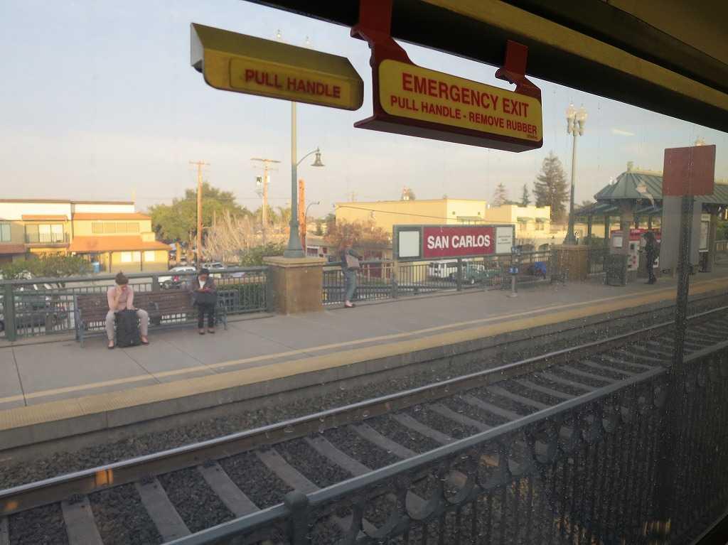 カルトレイン - サン・カルロス(San Carlos)駅
