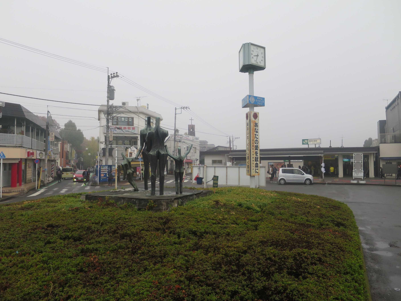 JR新秋津駅