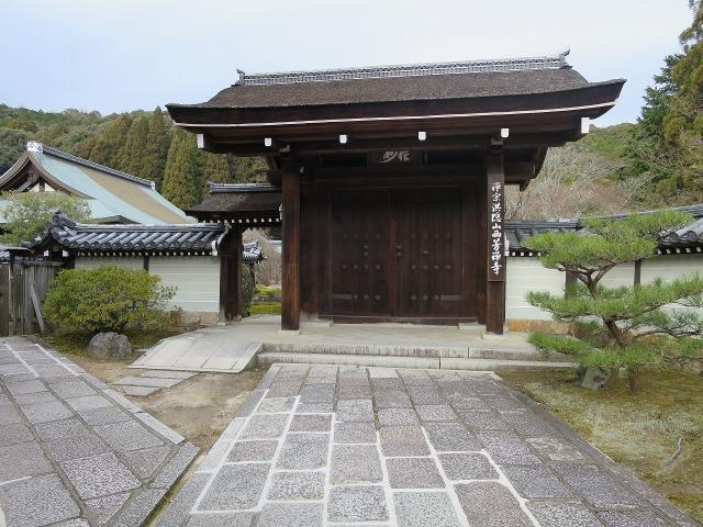 世界遺産 苔寺(西芳寺)