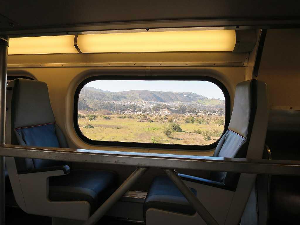 カルトレインの車窓 9