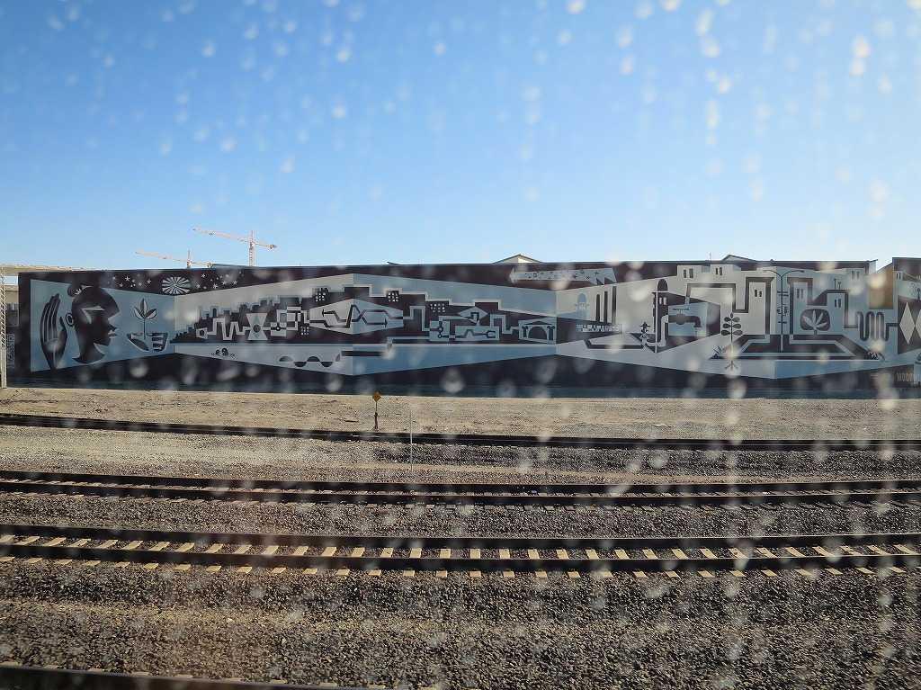 カルトレインの車窓 2