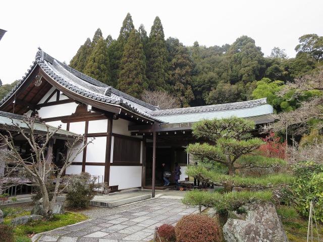 苔寺(西芳寺)の建物