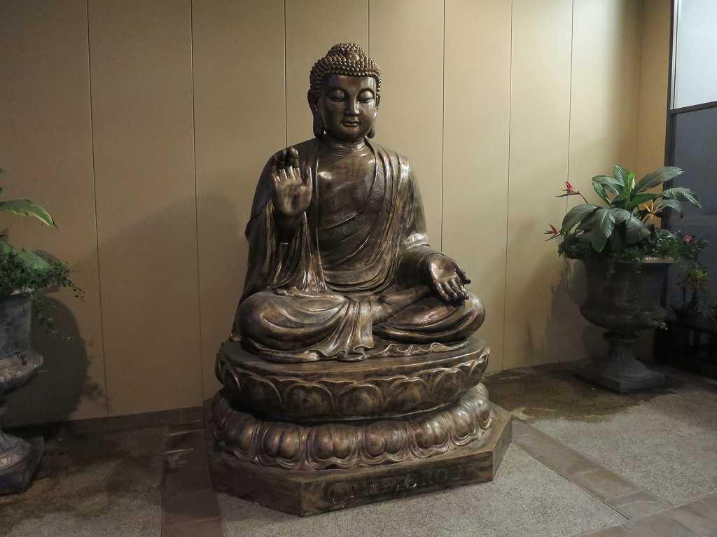 シリコンバレーと仏像