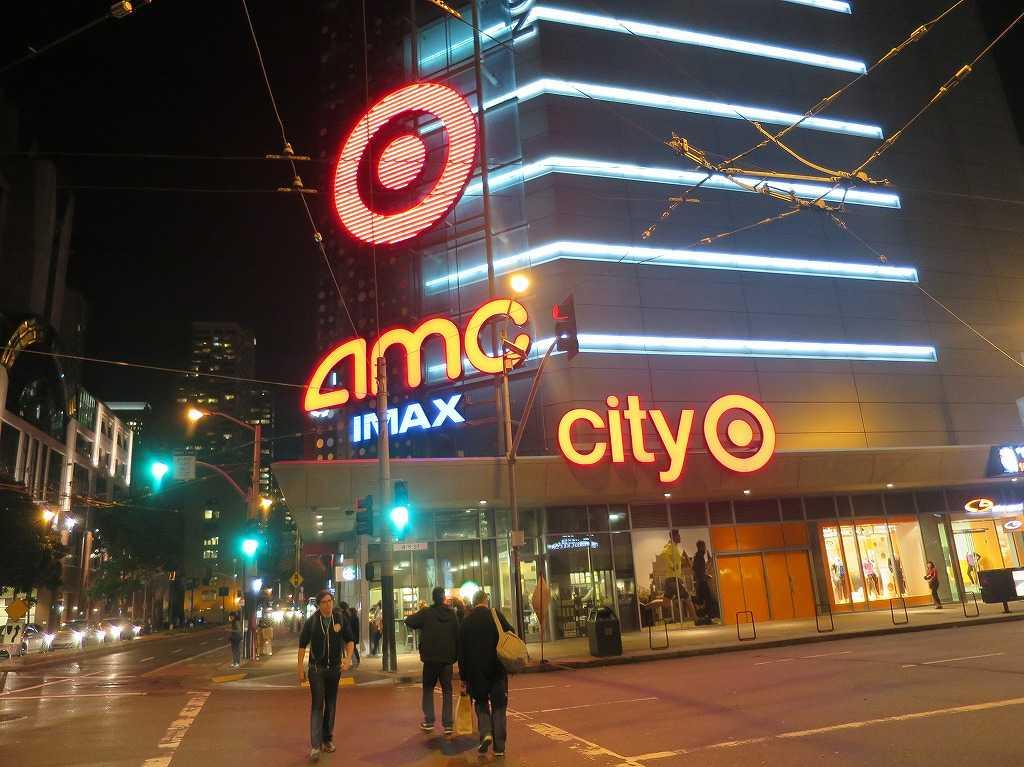 サンフランシスコ - 映画館「AMC」