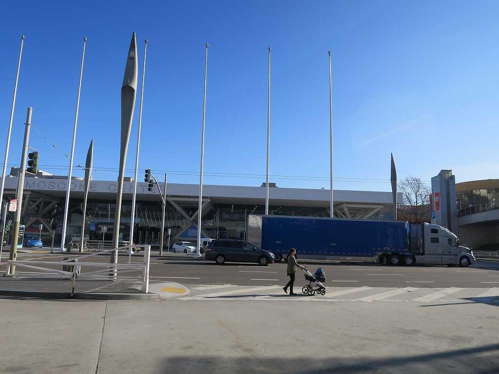 モスコーン・センター(Moscone Center)